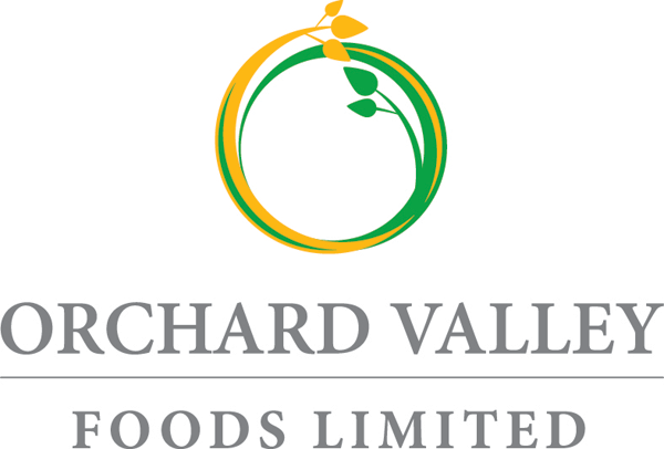 Orchard Valley Foods Limited logo